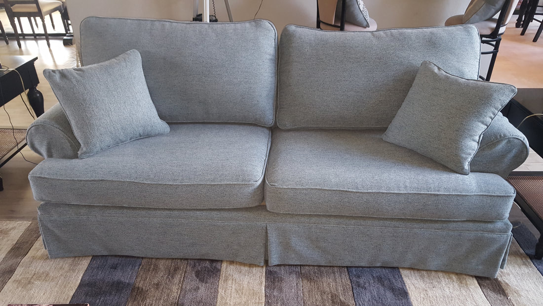 We Are Located In Houston Tx But Proud To Service The Entire Area Including Katy After Give A Free Estimate For Custom Slipcovers